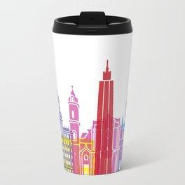 Havana skyline pop Travel Mug