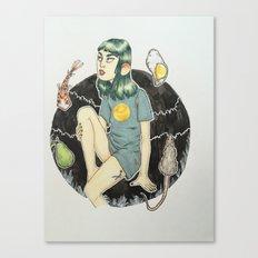 missed Canvas Print