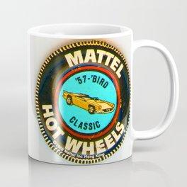 Hot Wheels '57 Bird Classic Coffee Mug