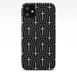 Coffins iPhone Case
