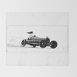 asc 708 - L'ivresse de la vitesse (Need for speed) Throw Blanket