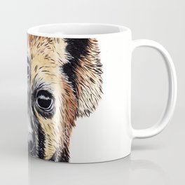 Witchy Hyena Coffee Mug