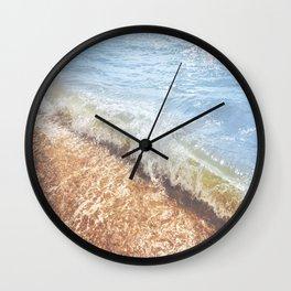 La Mer Wall Clock