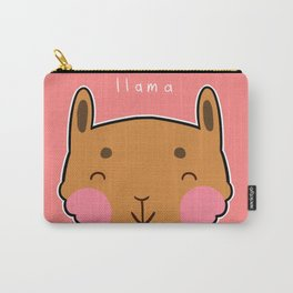 llama! Carry-All Pouch