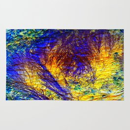 abstract kk Rug