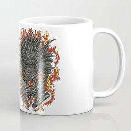 Piston Chewer Coffee Mug