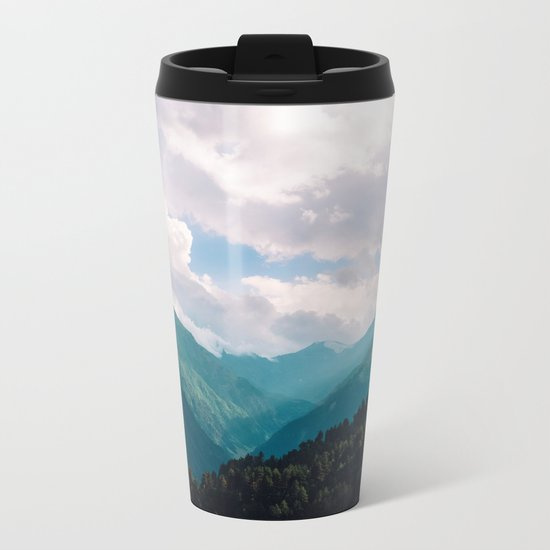 Wild Surrender Metal Travel Mug