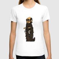 beard T-shirts featuring Beard by George Azmy