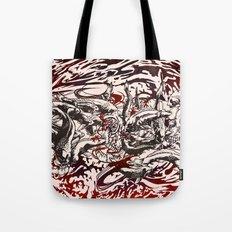 Koi Whirlpool Tote Bag
