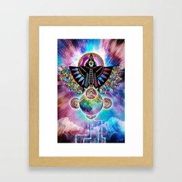 The Stella Magus Framed Art Print