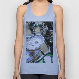 Motorcycle Unisex Tank Top