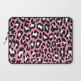 Pink Leopard Laptop Sleeve