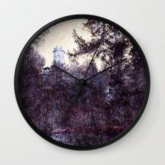 Past Wall Clock