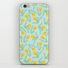 Floral Escape 6 iPhone & iPod Skin