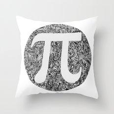 PI Throw Pillow