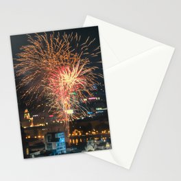Firework collection 1 Stationery Cards