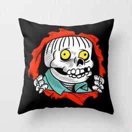 The Ralpher Throw Pillow