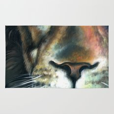 Lion in the Clouds Rug