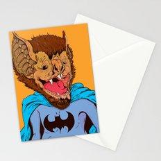 Bat-mania Stationery Cards