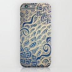 Dual Blooms iPhone 6s Slim Case