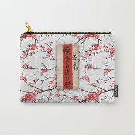 Kanji Carry-All Pouch