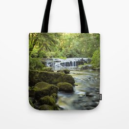 Ledge Falls, No. 3 Tote Bag