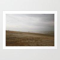 daytona beach Art Print