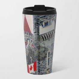 Toronto's Casa Loma 3 Travel Mug