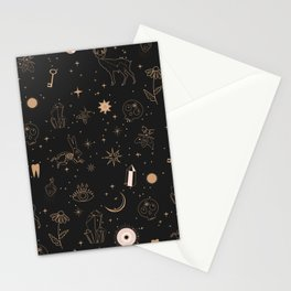 Occult Tattoo Stationery Cards