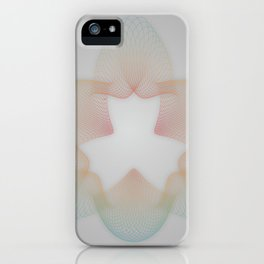 Roux / Diffuse Loop iPhone Case