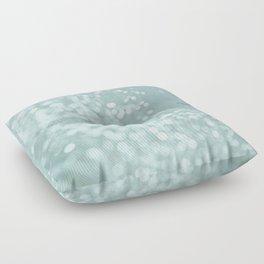 The Ocean's Glow Floor Pillow