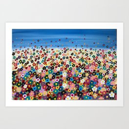 Brighter Than Sunshine Art Print