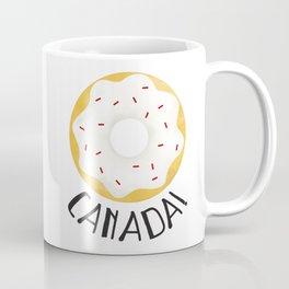 O Canada! Coffee Mug