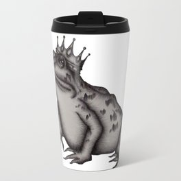 The Frog Prince Travel Mug
