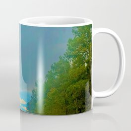 Rollin' Through the Highway  Coffee Mug