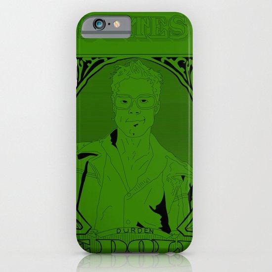 In Tyler We Trust iPhone & iPod Case