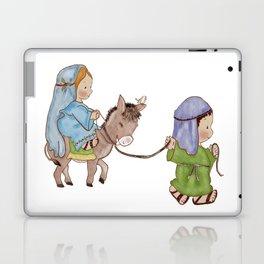 Nativity scene Laptop & iPad Skin
