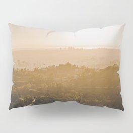 Golden Hour - Los Angeles, California Pillow Sham
