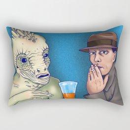 He's called Mugwump Rectangular Pillow