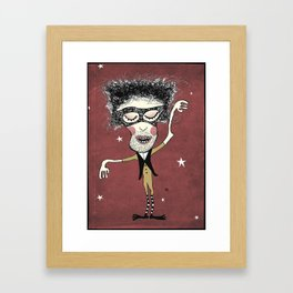 Dude of my Dreams Framed Art Print