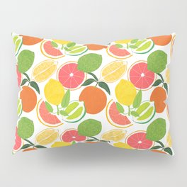 Citrus Harvest Pillow Sham