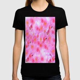 Cherry Blossoms Pink T-shirt
