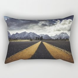 gran teton national park Rectangular Pillow