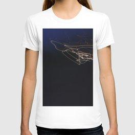 Light Paint 5 T-shirt