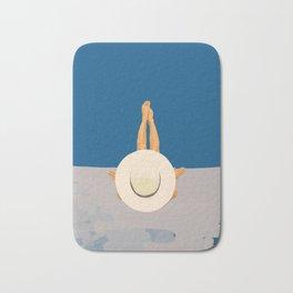 At The Ocean Bath Mat