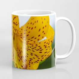 Yellow Spotted Lily by Teresa Thompson Coffee Mug