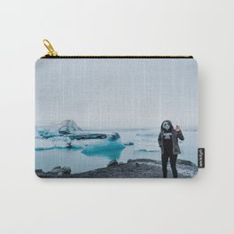 ALIENS IN ICELAND // Carry-All Pouch