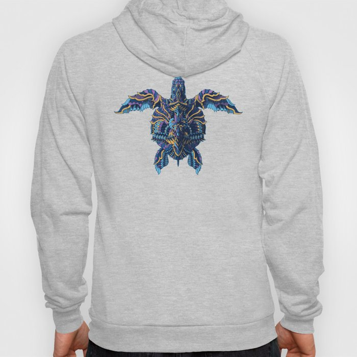 Sea Turtle (Color Version) Hoody