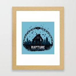 Rapture 1960 Framed Art Print