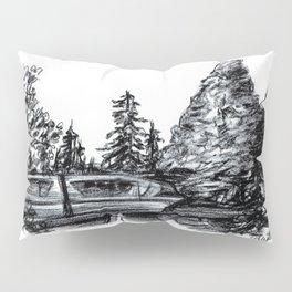 The Matterhorn Pillow Sham